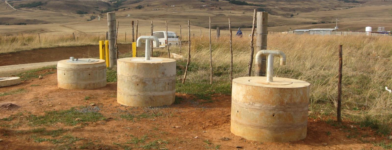 Perforacion de pozos de agua for Construccion de piletas de agua